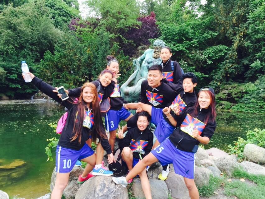 Tibet Women Football 2
