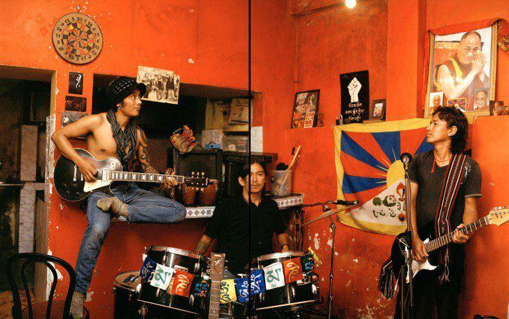 JJI Exile Brothers. Jayang (Far Right) Photo: Pawo Website