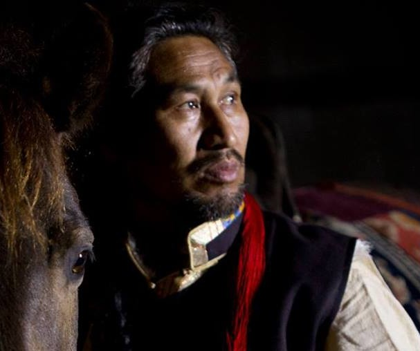 Tsering Bawa in The Oldest Boy, an American play with a Tibetan story