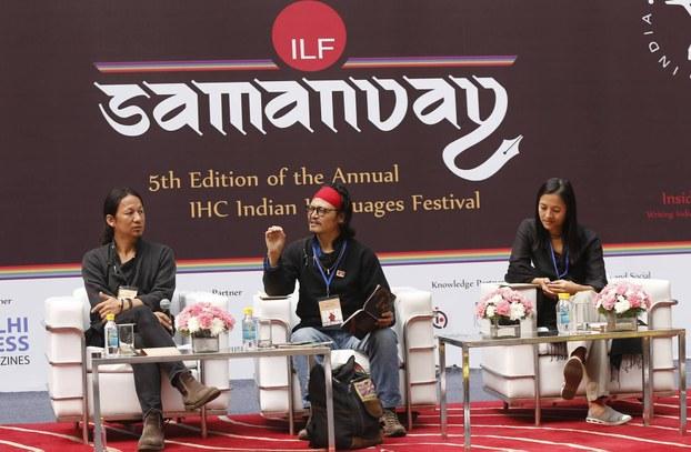 Photo: Indian language festival website