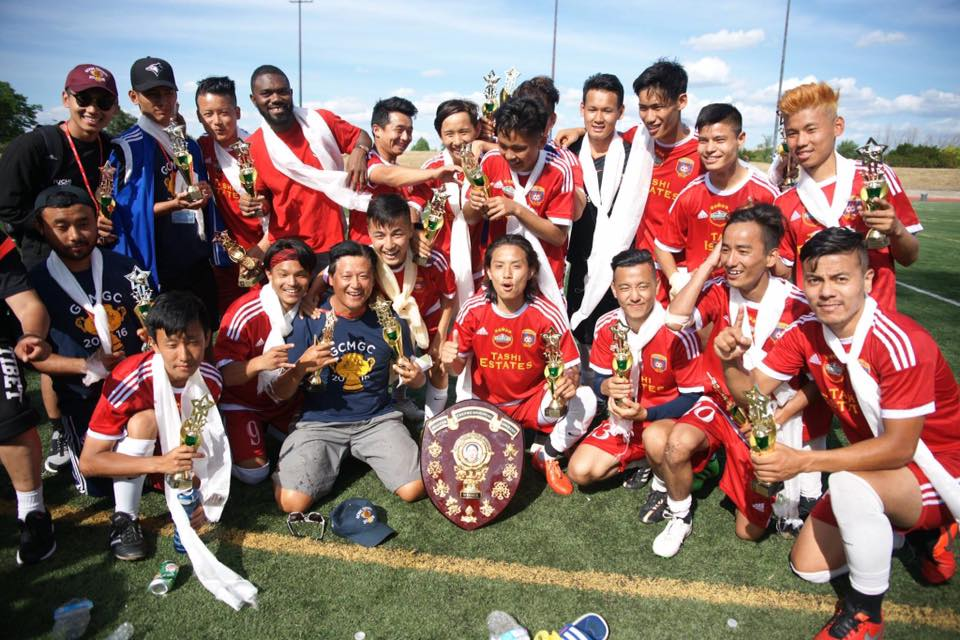 Winner Toronto Cholsum FC. Photo/ Anthony Lama