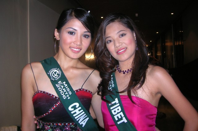 At Miss Earth 2006, Philipines