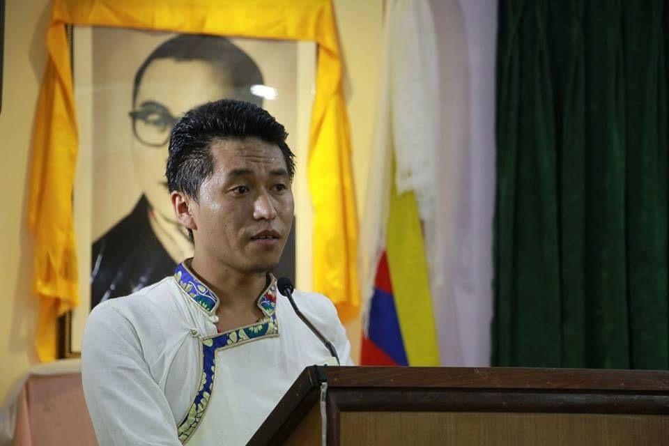 Author Doring Tenzin Phuntsok